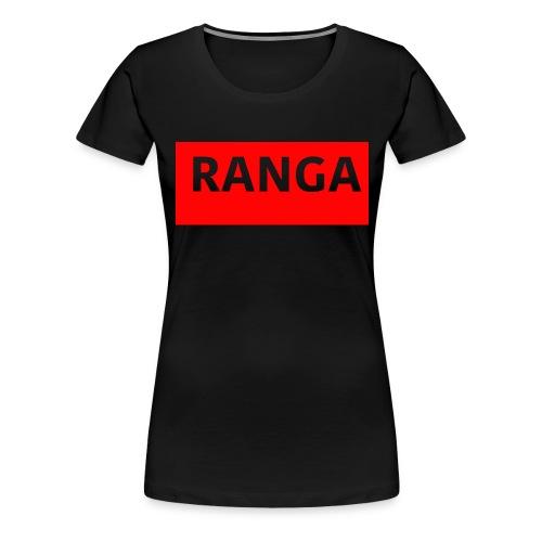 Ranga Red BAr - Women's Premium T-Shirt