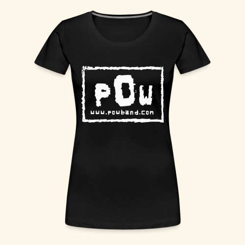 POW! World Order - Women's Premium T-Shirt