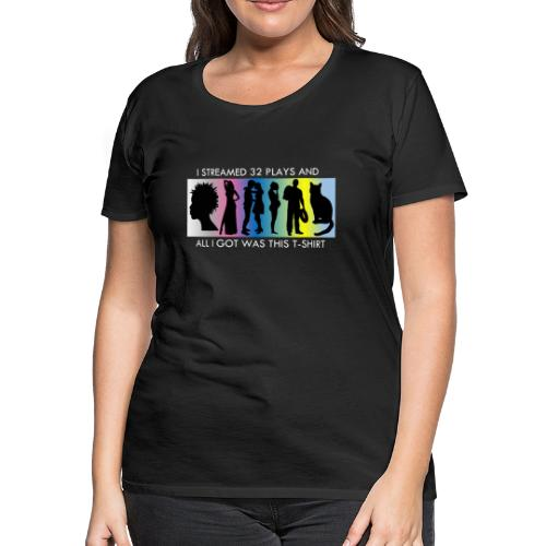 OUT THE BOX 2020 - Women's Premium T-Shirt