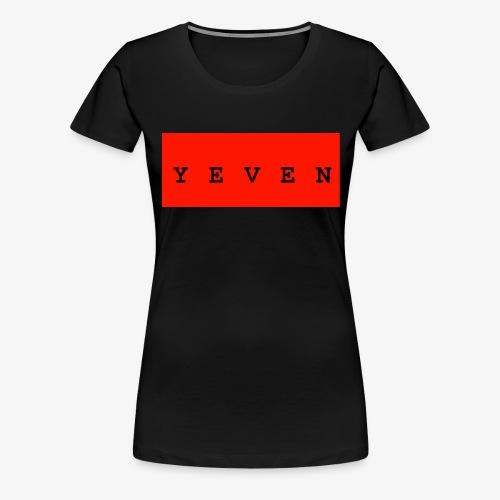Yevenb - Women's Premium T-Shirt