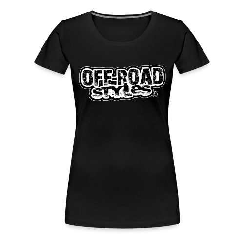 logooutlined - Women's Premium T-Shirt
