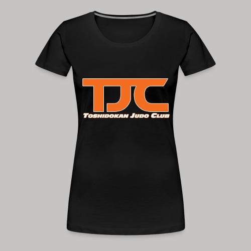TJCorangeBASIC - Women's Premium T-Shirt