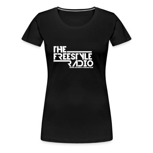 white logo 2018 - Women's Premium T-Shirt