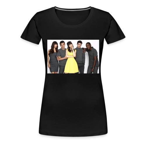 New Girl - Women's Premium T-Shirt