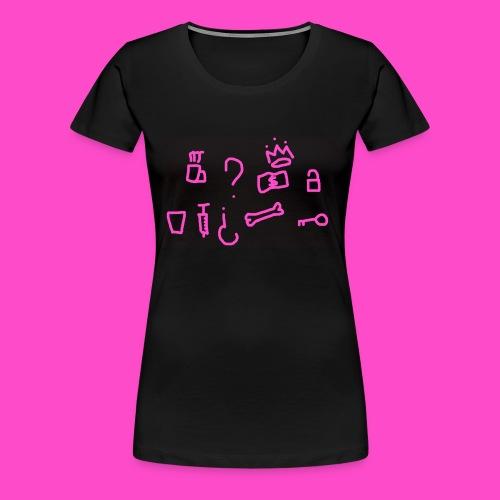 Kings of Trap I - Women's Premium T-Shirt