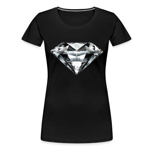 5315277 diamond 2 - Women's Premium T-Shirt