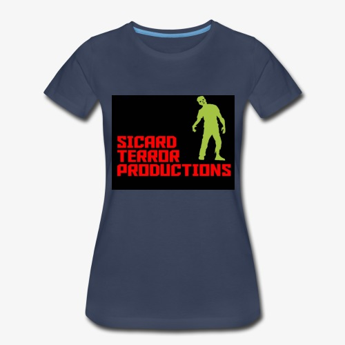 Sicard Terror Productions Merchandise - Women's Premium T-Shirt