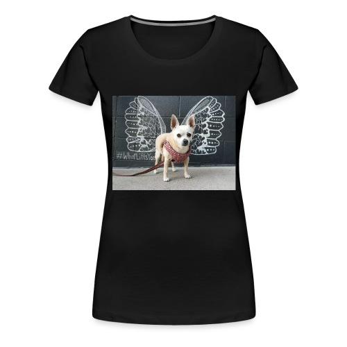What Lifts You - Women's Premium T-Shirt