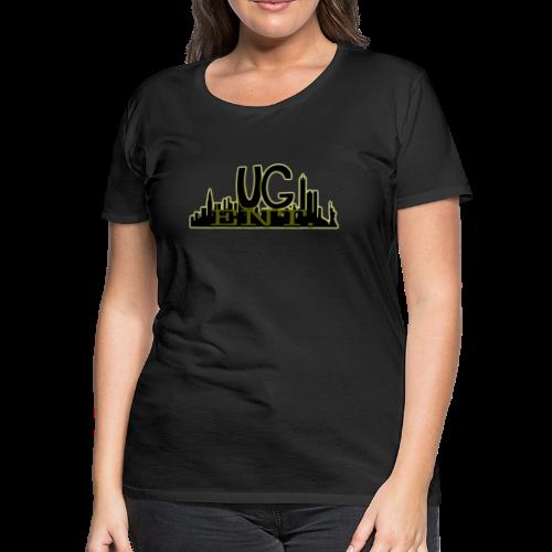 UG ENT - Women's Premium T-Shirt