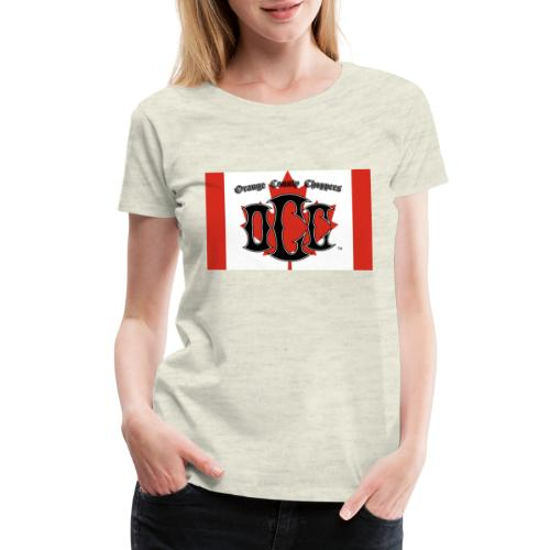 OCC Canada - Women's Premium T-Shirt