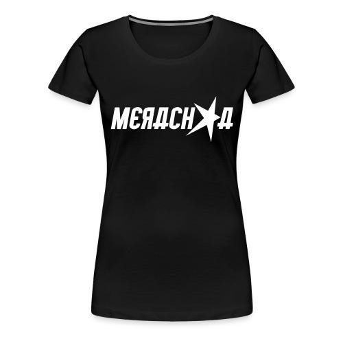 Merachka Logo - Women's Premium T-Shirt