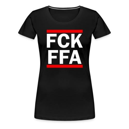 FCK FFA - RED - Women's Premium T-Shirt