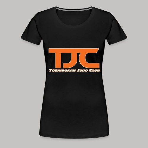 TJCorangeBASIC - Women's Premium T-Shirt