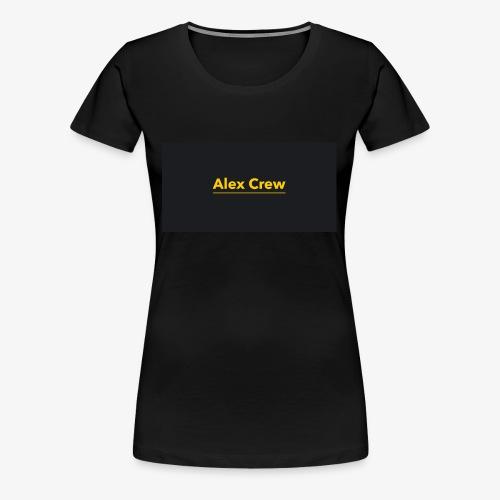 Alex Crew - Women's Premium T-Shirt