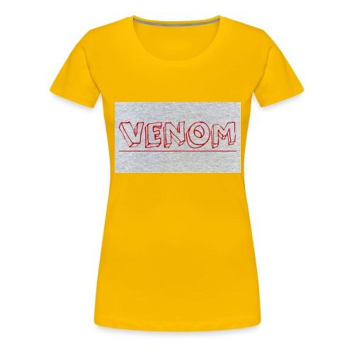 Venom - Women's Premium T-Shirt