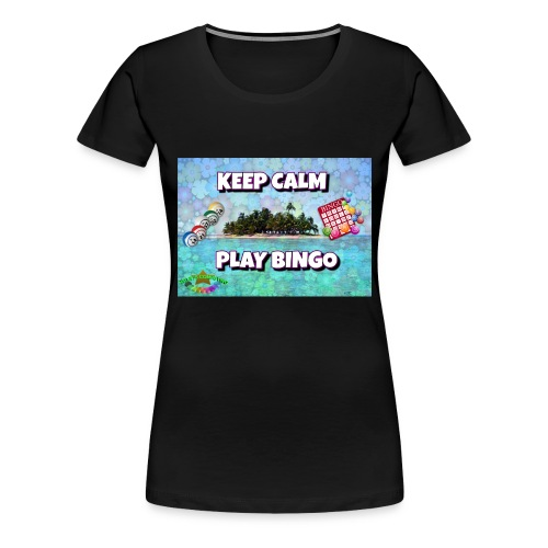 SELL1 - Women's Premium T-Shirt