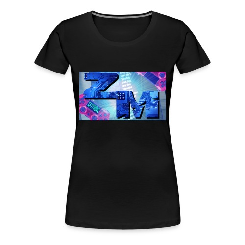 ZayyModz - Women's Premium T-Shirt