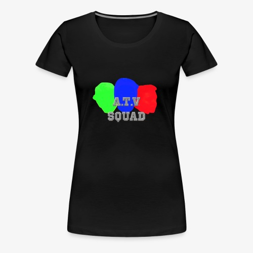 A.T.V Squad Merch - Women's Premium T-Shirt