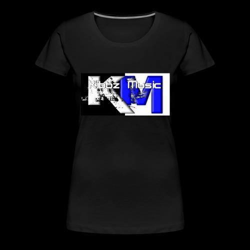 Kibbz Music - Women's Premium T-Shirt