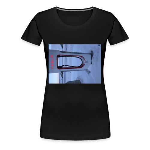 DC65CD4E 968F 4209 908B 3F6F3A7279D1 - Women's Premium T-Shirt
