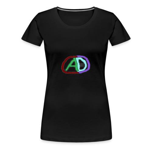 hoodies with anmol and daniel logo - Women's Premium T-Shirt