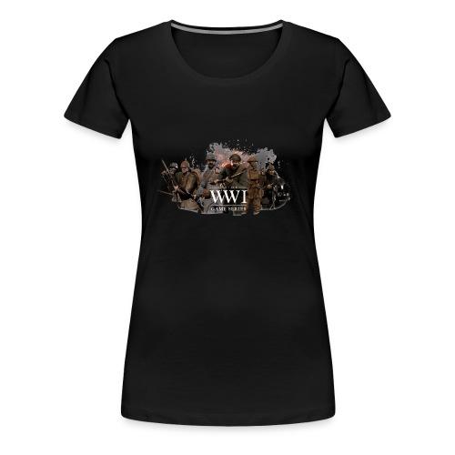 WW1 Game Series - Women's Premium T-Shirt