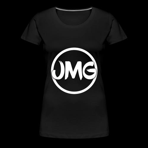 Womens JMG Hoodie - Women's Premium T-Shirt