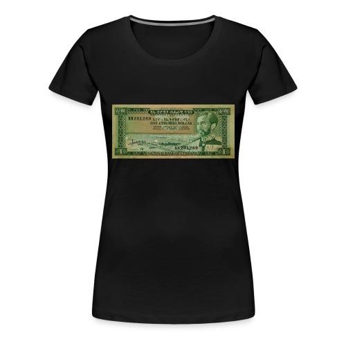 ETIOPIA 25F - Women's Premium T-Shirt