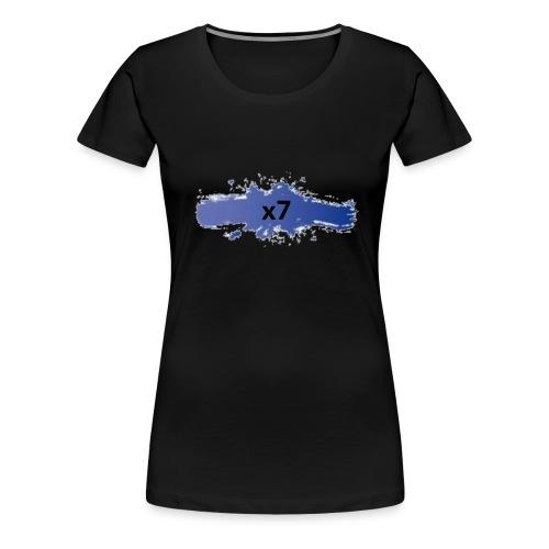 clas x7 - Women's Premium T-Shirt