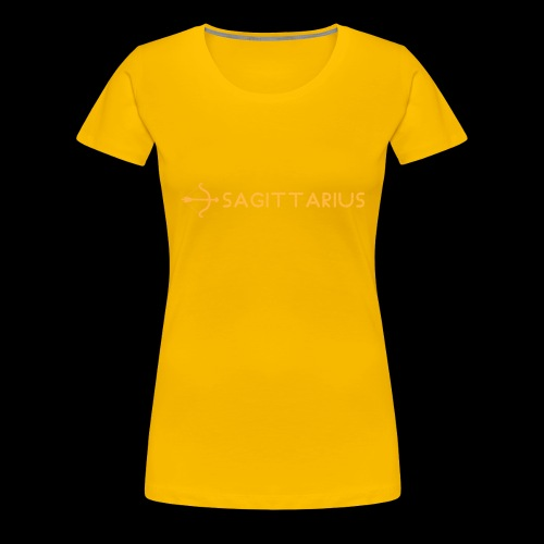 Sagittarius - Women's Premium T-Shirt