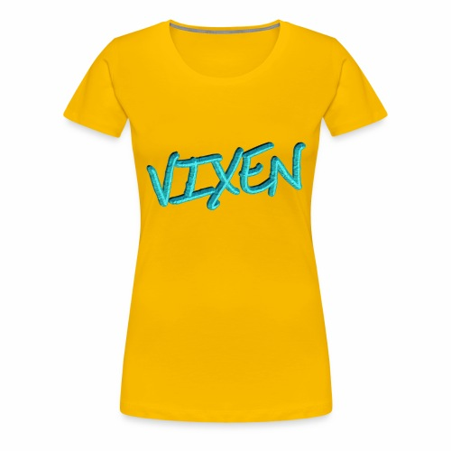 Vixen - Women's Premium T-Shirt