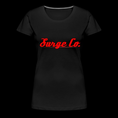 Surge Co. - Women's Premium T-Shirt