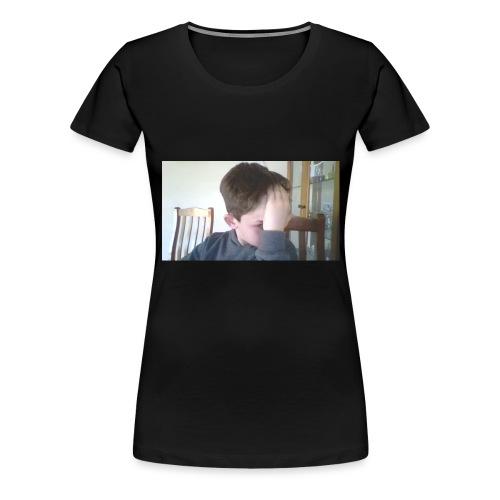 Luiz FAce!! - Women's Premium T-Shirt