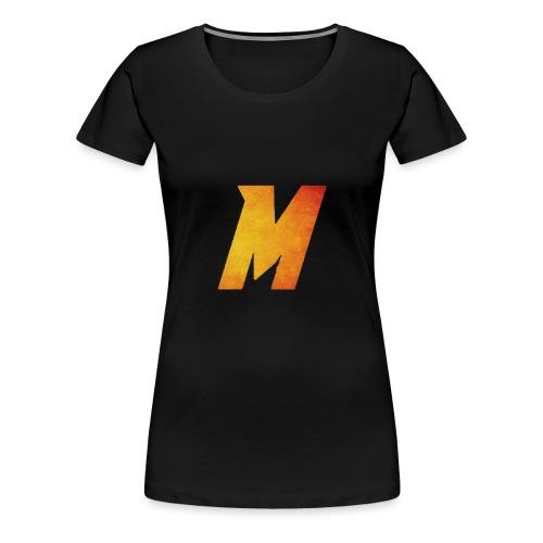 Minergoldplayz lava-edition - Women's Premium T-Shirt