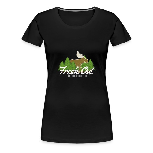 Fresh Out Nature Collection - Women's Premium T-Shirt
