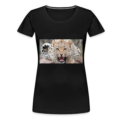 gandex ru 26 6055 evil leopard - Women's Premium T-Shirt