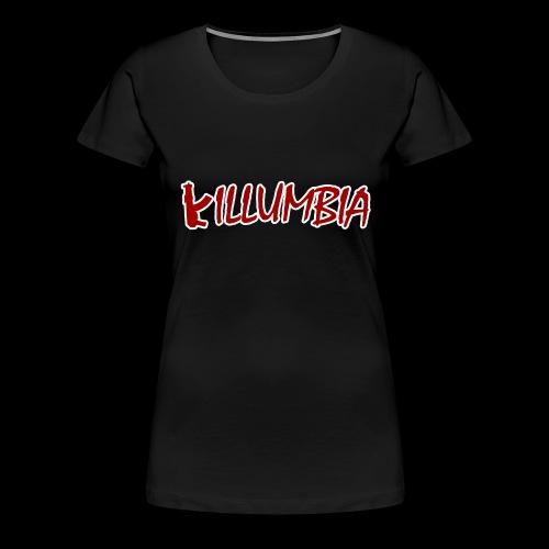 Killumbia Draco - Women's Premium T-Shirt