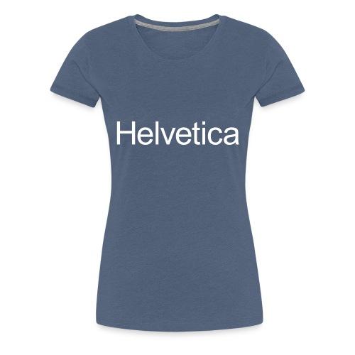Design 2 - Women's Premium T-Shirt
