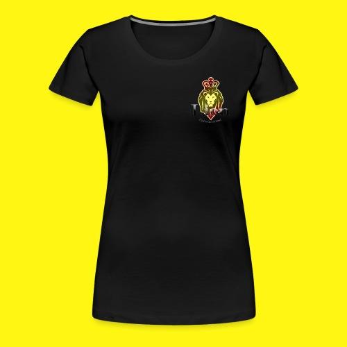 Lion Entertainment - Women's Premium T-Shirt