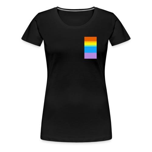 Modern Rainbow - Women's Premium T-Shirt