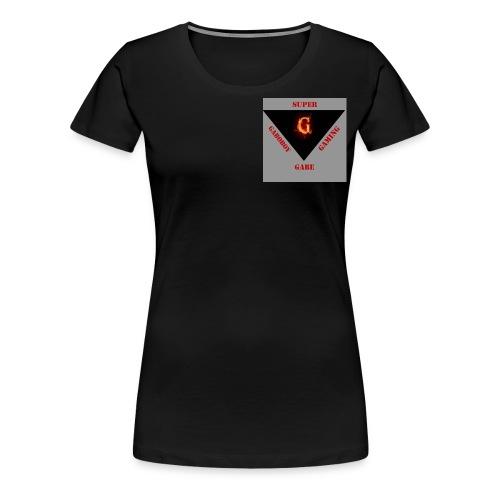 SG MERCH - Women's Premium T-Shirt