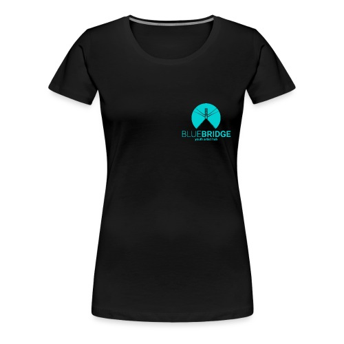Blue Bridge - Women's Premium T-Shirt