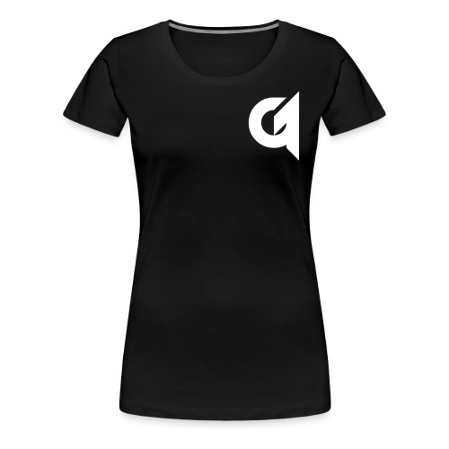 Official Godz Clan Logo - Women's Premium T-Shirt
