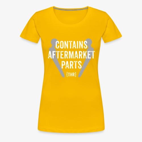 Hip Surgery - Women's Premium T-Shirt