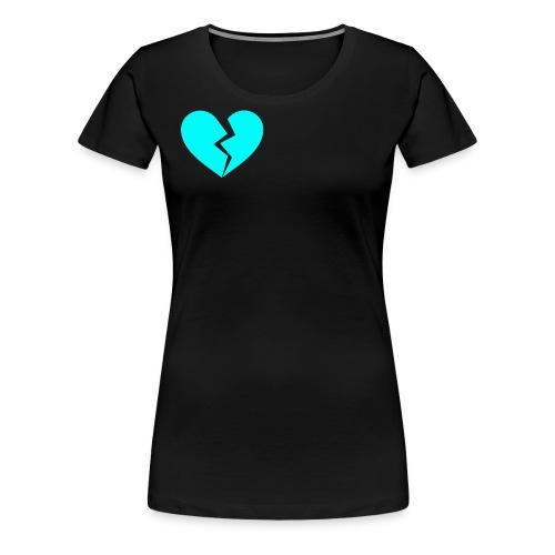 CLD HRT - Women's Premium T-Shirt