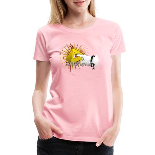 F**k your lobyist system - Women's Premium T-Shirt