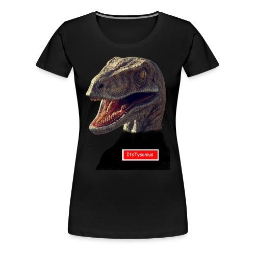 The ItsTysonius Logo - Women's Premium T-Shirt