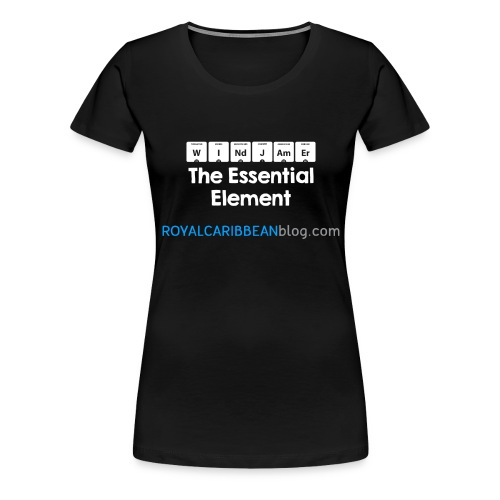 essential-element - Women's Premium T-Shirt