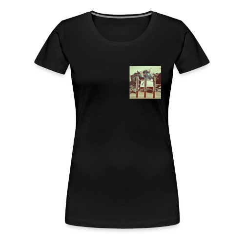 Smoking kills - Women's Premium T-Shirt