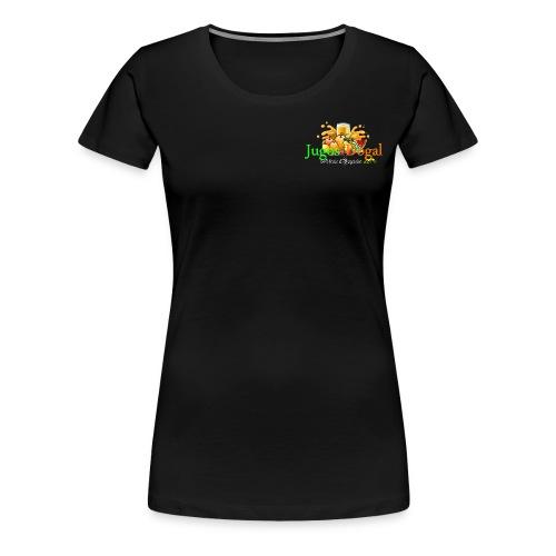 jugos dogal - Women's Premium T-Shirt